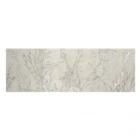 Decor faianta baie Stanford 3, satinat, bej, 28.5 x 85.5 cm