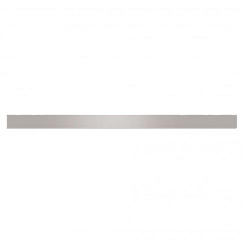 Brau pentru faianta Dakota Metalowa, 4.5 x 75 cm