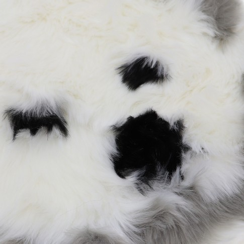 Covor camera copii Chip Koala YH-KTKL-A acril / poliester asimetric alb 90 x 60 cm
