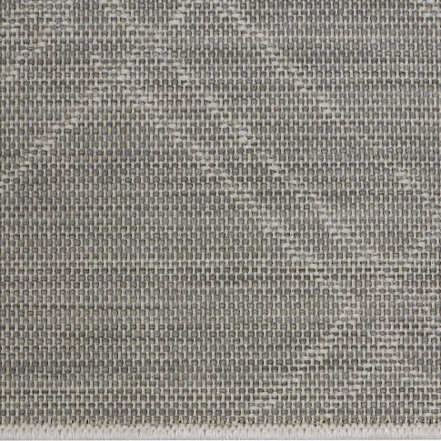 Covor living / dormitor Shade 24315-061 polipropilena + poliester crem 80 x 150 cm