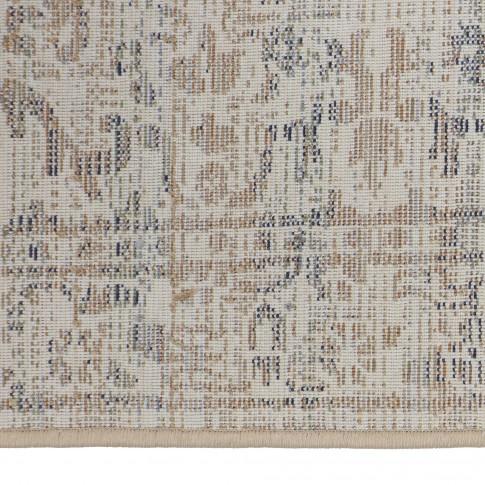 Covor living / dormitor Carpeta Atlas R 88041-41744 polipropilena heat-set dreptunghiular crem 80 x 160 cm