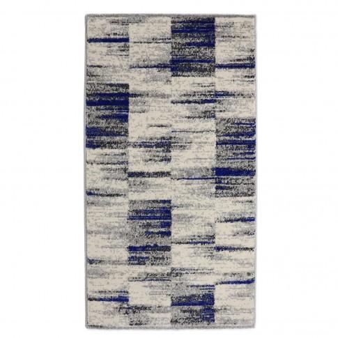 Covor living / dormitor Carpeta Matrix 58101-17211, polipropilena frize, dreptunghiular, crem, 200 x 300 cm