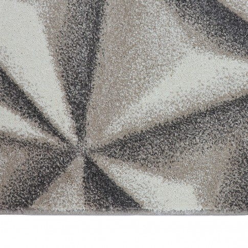 Covor living / dormitor Sintelon Motion 33 BVB, polipropilena, dreptunghiular, bej, 160 x 230 cm