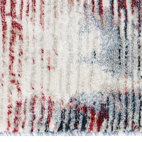 Covor living / dormitor Bohemia 78308-642, polipropilena, dreptunghiular, multicolor, 80 x 150 cm