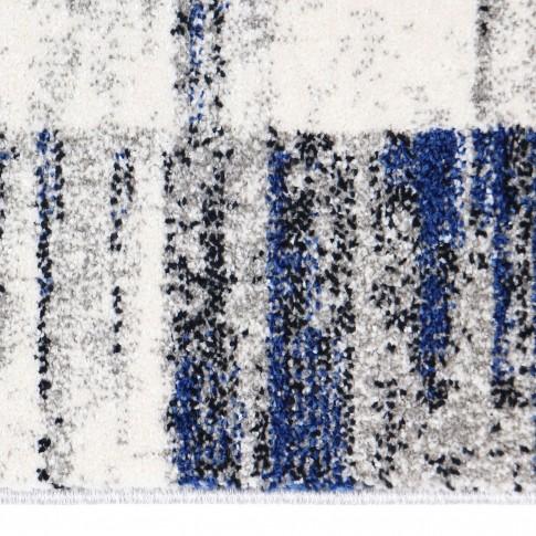 Covor living / dormitor Carpeta Matrix 58101-18211, polipropilena frize, dreptunghiular, crem, 200 x 300 cm