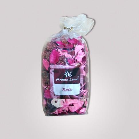 Flori uscate decorative, Aroma Land, diverse culori, 80 grame