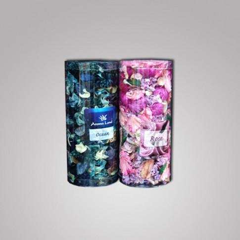 Flori uscate decorative, Aroma Land, diverse culori