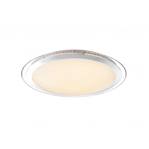 Plafoniera LED Nicole 48365-60 RGB, 60W, alba