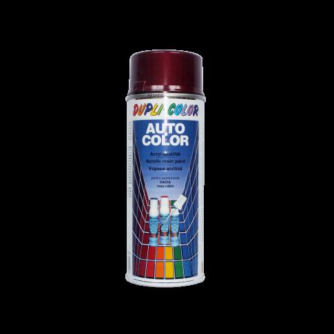 Spray vopsea auto, Dupli-Color, rubiniu metalizat, interior / exterior, 350 ml