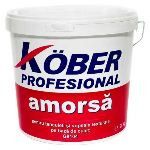 Amorsa perete Kober G8104, interior / exterior, 25 L