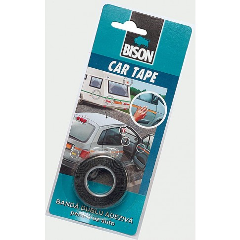 Banda dublu adeziva Bison Car Tape 1,5 m