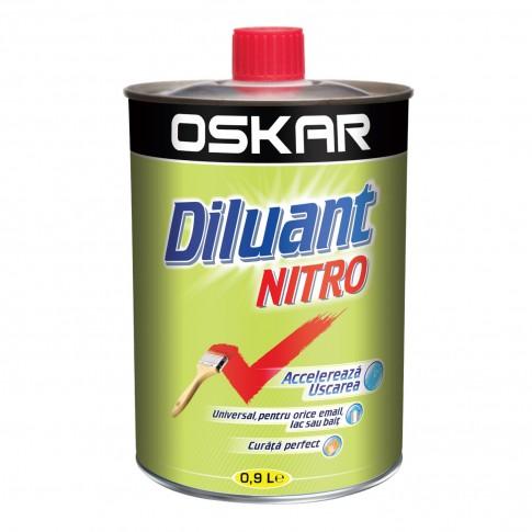 Diluant pentru vopsea / lac alchidic, Oskar Nitro, 0.9 L