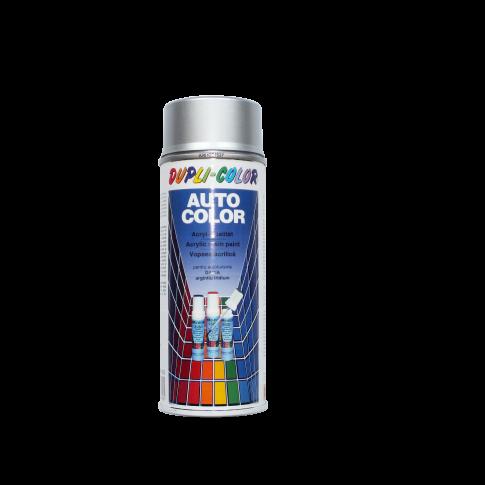 Spray vopsea auto, Dupli-Color, argintiu tridium metalizat, interior / exterior, 350 ml