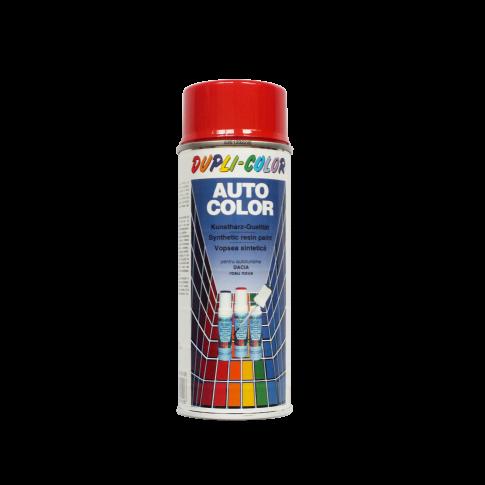 Spray vopsea auto, Dupli-Color, rosu nova 350, interior / exterior, 350 ml