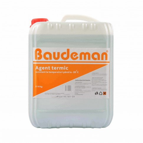 Agent termic pentru instalatii incalzire, Baudeman, 10 Kg