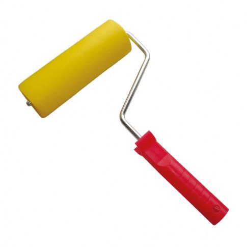 Trafalet pentru tapet Lumytools 07272, cauciuc, rola de 18 cm, D 58 mm
