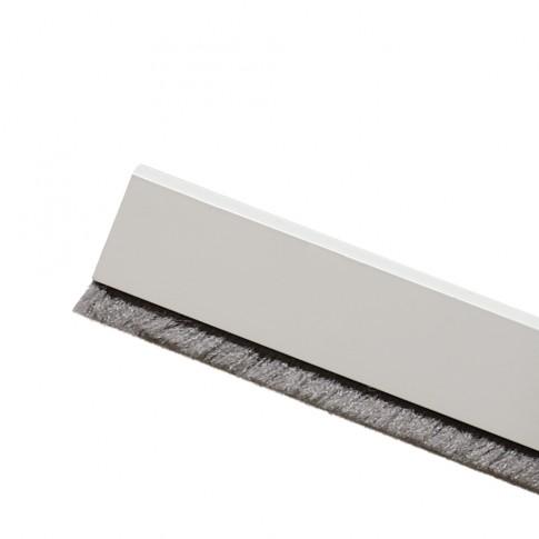 Banda Ellen pentru usa, adeziva, profil PDS-B-ZK, alb, 1 m