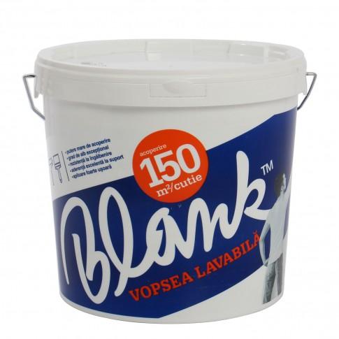 Vopsea lavabila interior, Blank, alba, 15 L