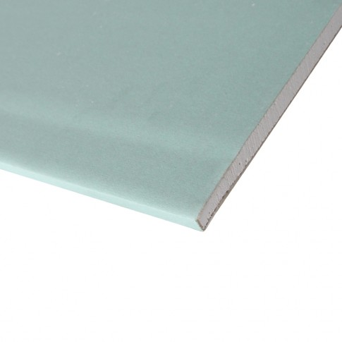 Placa gips carton mini tip H protectie umiditate Rigips RBI 12.5 x 600 x 2000 mm