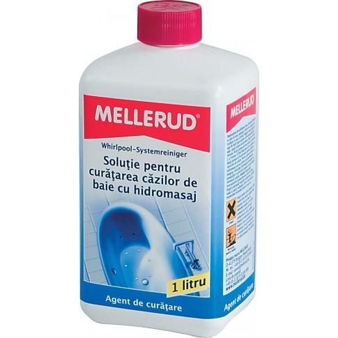 Solutie de curatat cazi cu hidromasaj, Mellerud, 1 L