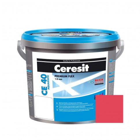 Chit de rosturi gresie si faianta Ceresit CE 40, chilli, interior / exterior, 5 kg