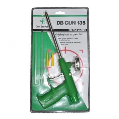 Pistol spuma poliuretanica, Den Braven Gun Foam 135