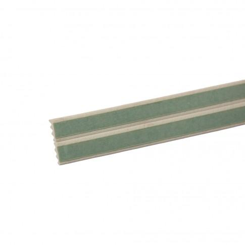 Banda de etansare ferestre Ellen, profil K, alb, 50 m