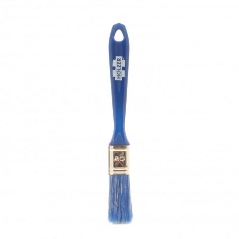 Pensula pentru vopsea pe baza de apa Holzer, maner PVC, latime 2 cm