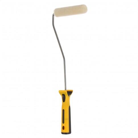 Trafalet Holzer Profi 126, velur, rola de 10 cm, D 34 mm
