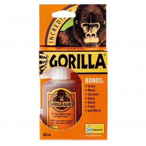 Adeziv universal Gorilla Glue, 60 ml