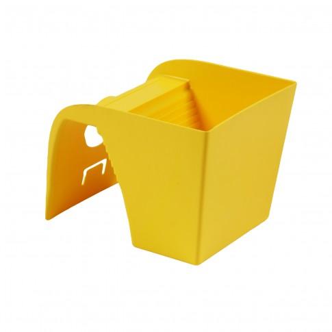 Vas pentru vopsea, plastic, Lumytools LT06325, 0.5 L