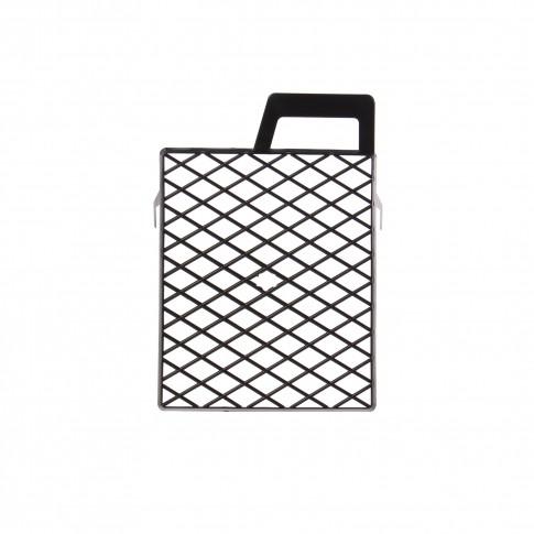 Gratar zugravit GR-265, PVC, 25.5 x 28.5 cm