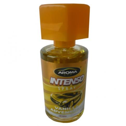 Odorizant auto spray Aroma Car Intenso, vanilla adventure