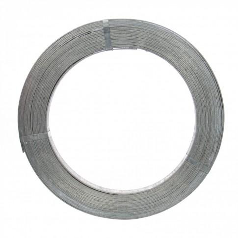 Banda zincata termic 30 x 3 mm