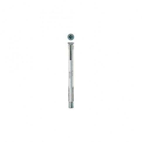 Diblu metalic pentru rame F 10 M, 10 x 112 mm