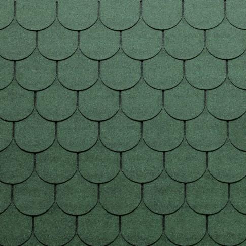 Sindrila bituminoasa Top Shingles traditional verde