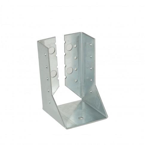 Papuc grinda tip B, din otel zincat, Vormann, 70 x 120 mm