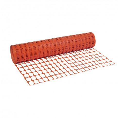 Plasa protectie pentru santier, Dakota RET04-121RE, portocalie, 1.2 x 50 ml