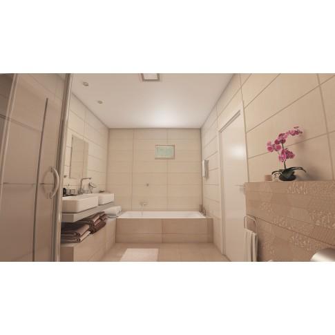 Usa interior celulara, Porta Doors Minimax 80, dreapta, alb