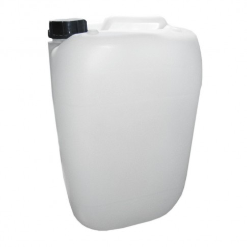 Bidon Plastor Blanco 24351, alb, cu sigilare, 32.6 x 28.4 x 39.7 cm, 25L