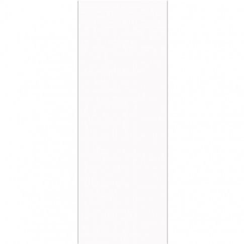 Pervaz pentru usa interior, alb, 12 x 70 mm, set 3 bucati