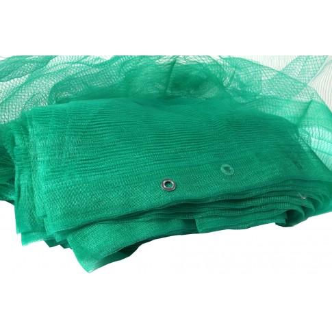 Plasa protectie pentru schela, Dakota RET05-181V, verde, 1.8 x 25 m