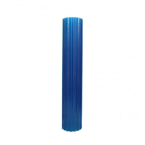 Acoperis ondulat, albastru, 40 x 2 m