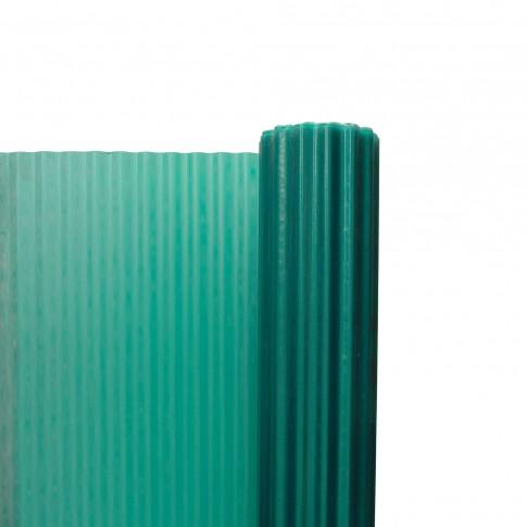 Acoperis ondulat, verde, 40 x 2 m