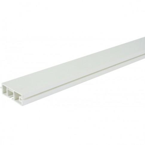 Sina perdea tavan cu 1 canal Munchen BM 1 PVC 350 cm alb