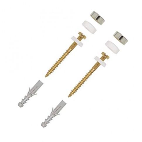 Set fixare sanitare, Fischer WCN1, diblu 8 x 40 mm, surub 6 x 70 mm