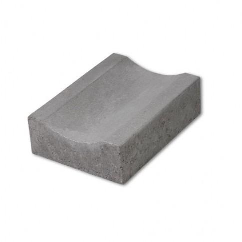 Rigola scafa R1 Elis Pavaje, gri, 400 x 300 x 120 mm
