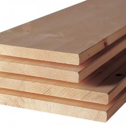 Panou lemn molid calitate B, 2000 x 200 x 18 mm