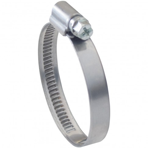 Colier metalic pentru tevi, Friulsider Clampex, DIN 3017, 100 - 120 mm