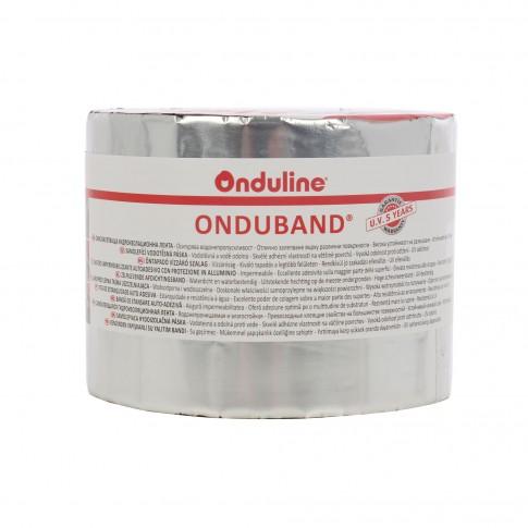 Banda reparatii si etansare Onduband, aluminiu, 10 cm x 5 metri
